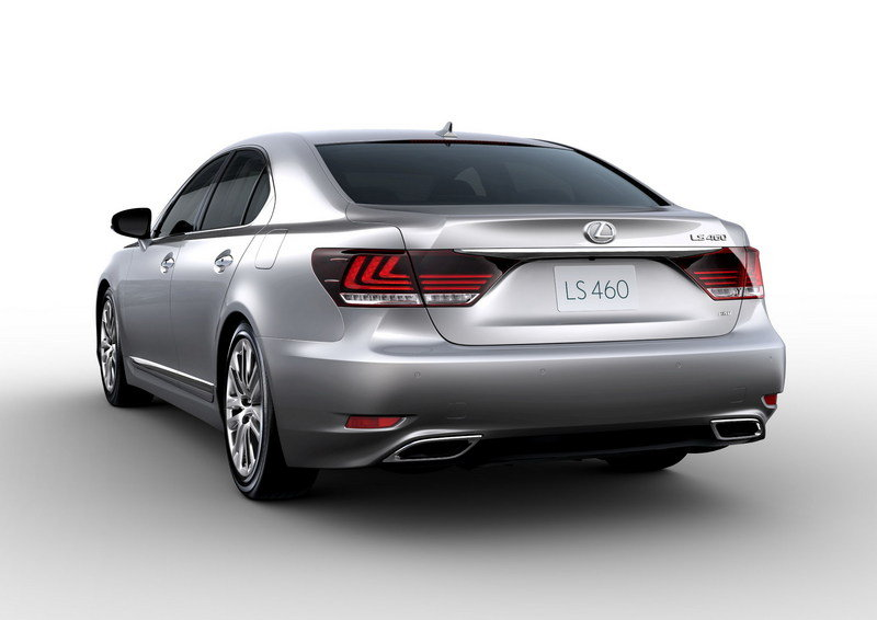 2013 Lexus LS460 High Resolution Exterior - image 467479