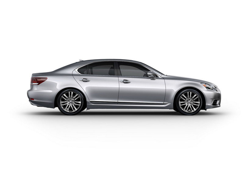 2013 Lexus LS460 High Resolution Exterior - image 467480