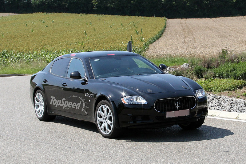 Spy Shots: Maserati Levante mule caught testing