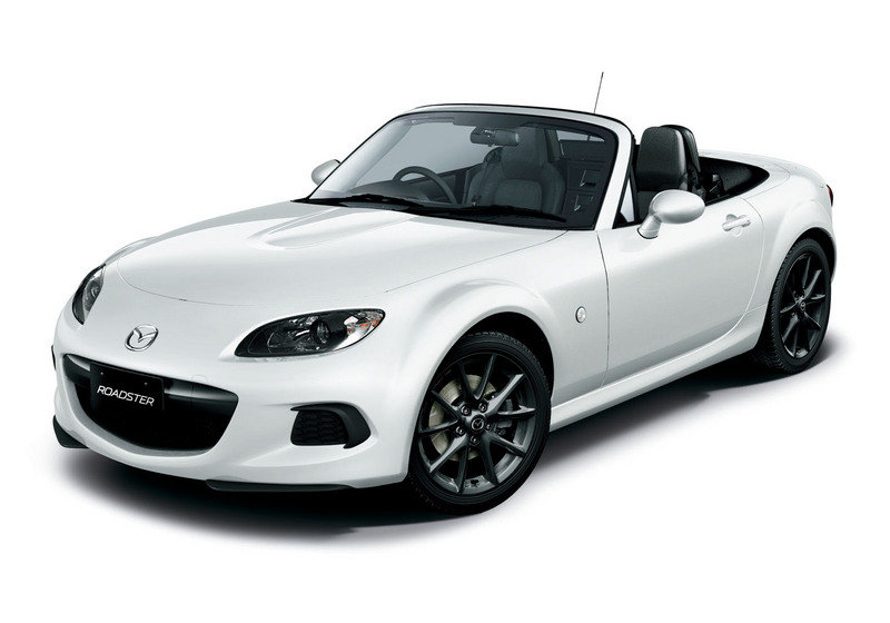 2013 - 2015 Mazda MX-5 High Resolution Exterior - image 464050