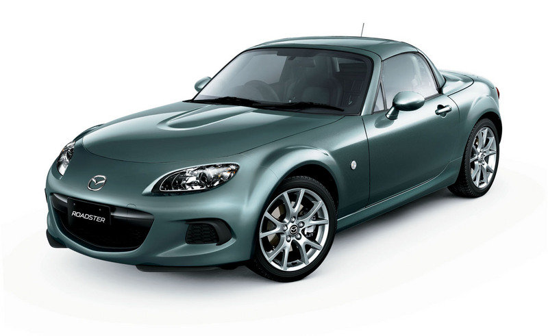 2013 - 2015 Mazda MX-5 High Resolution Exterior - image 464051