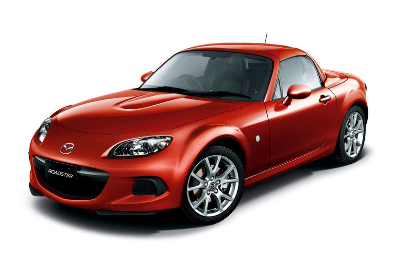 2013 - 2015 Mazda MX-5 High Resolution Exterior - image 464054