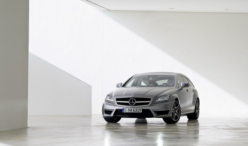 2013 Mercedes CLS 63 AMG Shooting Brake High Resolution Exterior - image 464641