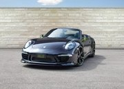 Porsche 911 Cabriolet by TechArt