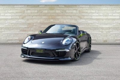 Lovely 2013 Porsche 911 Cabriolet By TechArt
