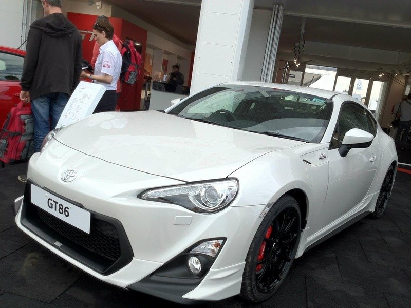 2013 Toyota GT-86 TRD UK Special Edition