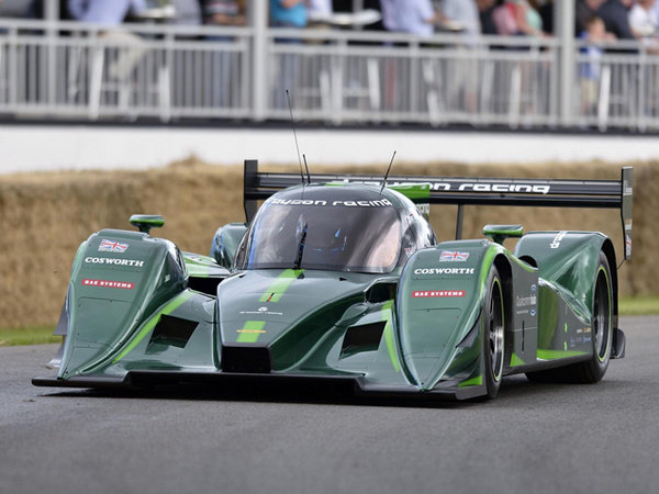 all-electric le mans prototype sets new record at goodwood picture