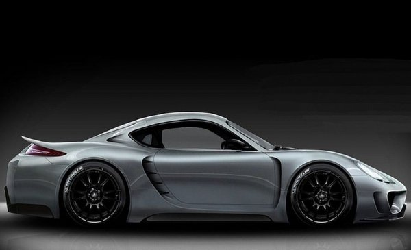 porsche cayman alpha one by alpha-n performance picture