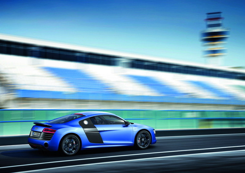 2014 Audi R8 V10 Plus High Resolution Exterior - image 466844