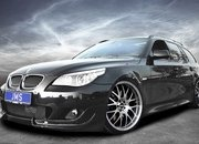 BMW 5-Series by JMS Tuning