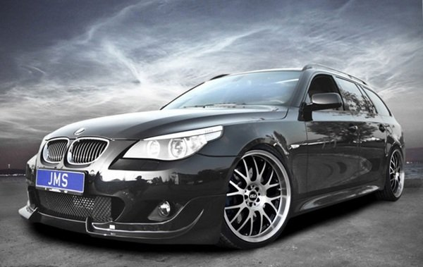 2012 bmw 5 series by jms tuning car review top speed. Black Bedroom Furniture Sets. Home Design Ideas