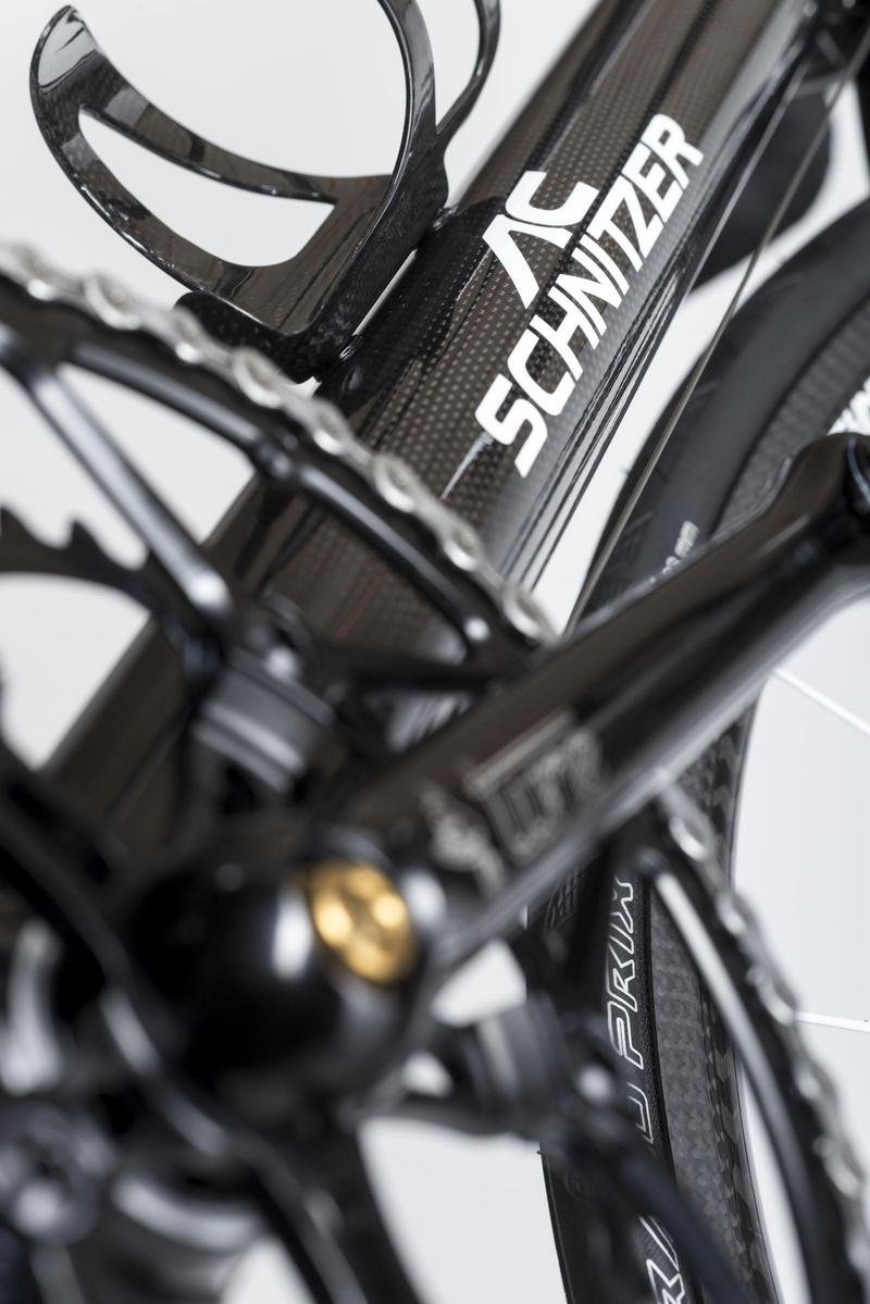 BMW M Carbon Racer Bicycle by AC Schnitzer