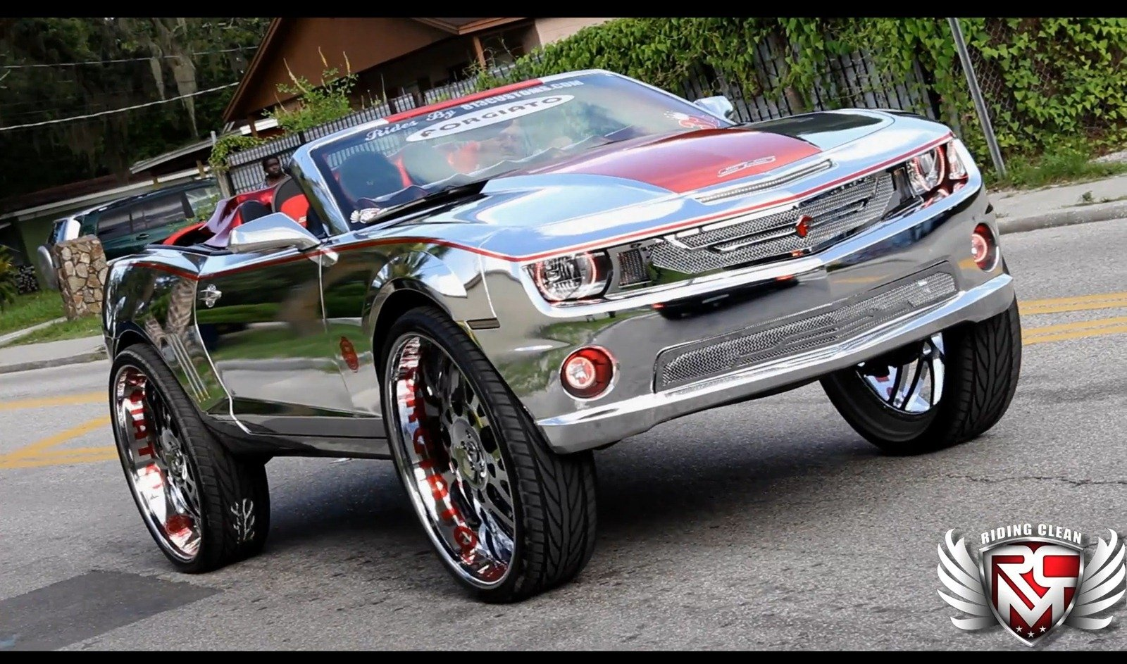 Chevrolet Camaro News And Reviews Top Speed 1968 Rs Dub Edition 2012 King By Florida Famous Mad Marks Stereo