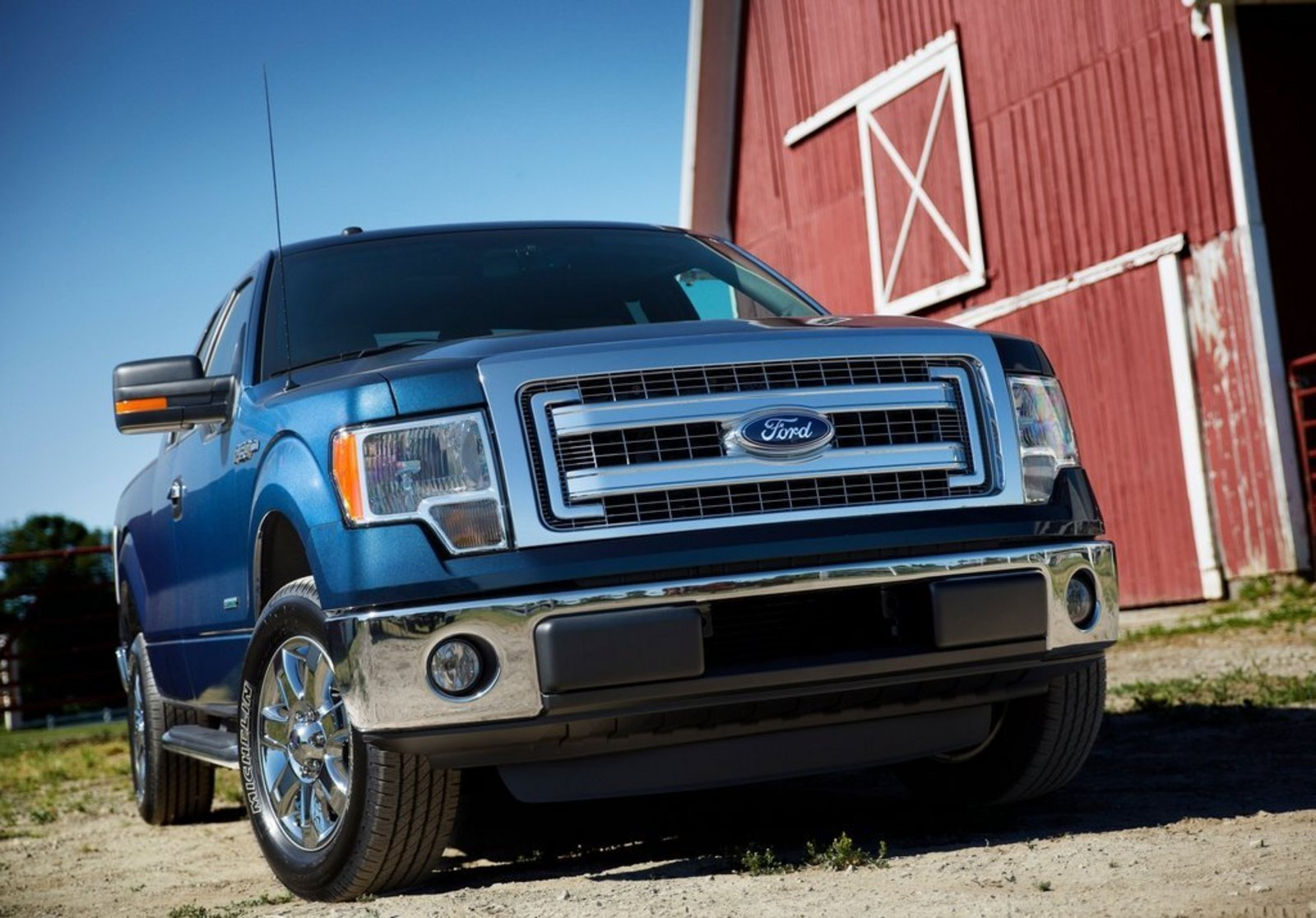 Ford Trucks Models Prices Reviews And News Top Speed 1980 4x4 Pickup 2011 F 150