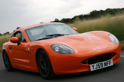 Ginetta founders to build new Dare sportscar