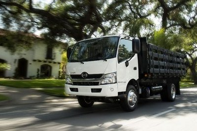 Hino will launch a new Class 5 medium duty truck