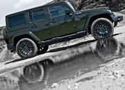 2012 Jeep Wrangler Chelsea Truck CJ300 Expedition Vehicle by Kahn Design - image 467249