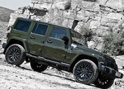2012 Jeep Wrangler Chelsea Truck CJ300 Expedition Vehicle by Kahn Design - image 467250