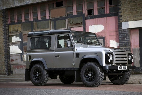 2012 Land Rover Defender X Tech Edition Review Top Speed