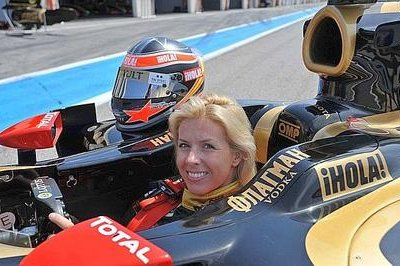 Maria de Villota Released From the Hospital and the Cause of the Accident Determined