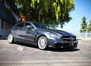 Mercedes-Benz CLS 63 AMG Project Maximus by SR Auto Group