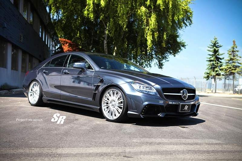 2012 Mercedes-Benz CLS 63 AMG Project Maximus by SR Auto Group