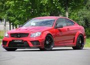 Mercedes C63 Black Series by Domanig