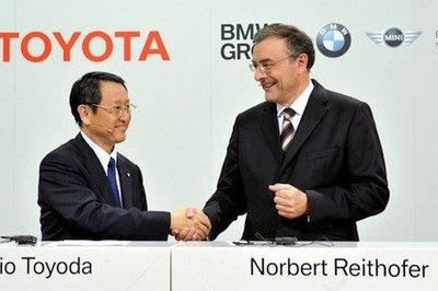 New Details Emerge About Toyota-BMW Sports Car Venture