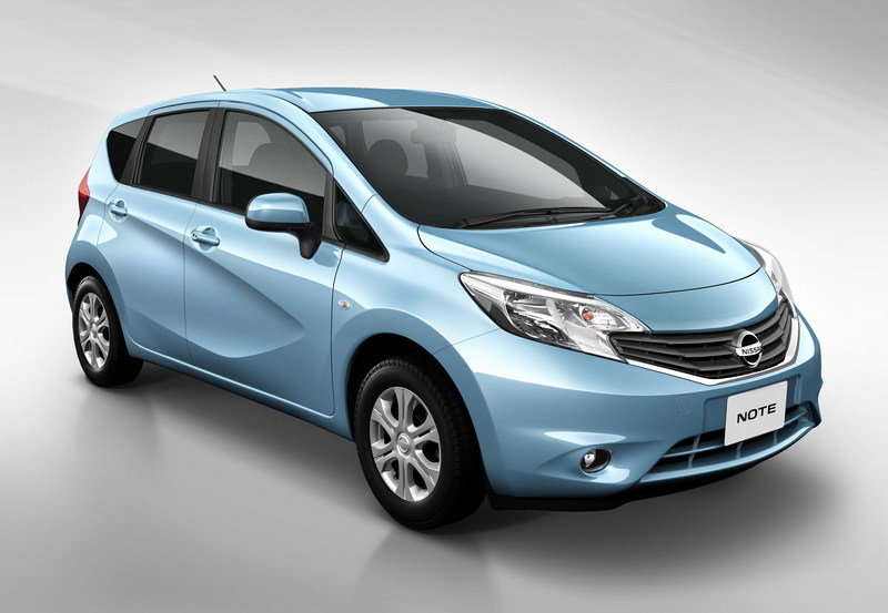 2013 Nissan Note High Resolution Exterior - image 465679