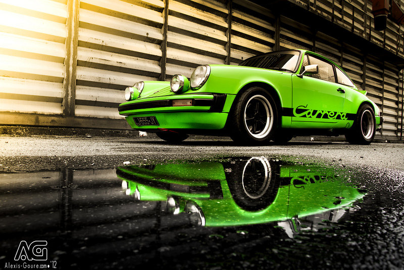 Photo of the Week: 1973 Porsche 911 Carrera RS 2.7