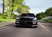 Porsche Panamera Diesel by TechArt