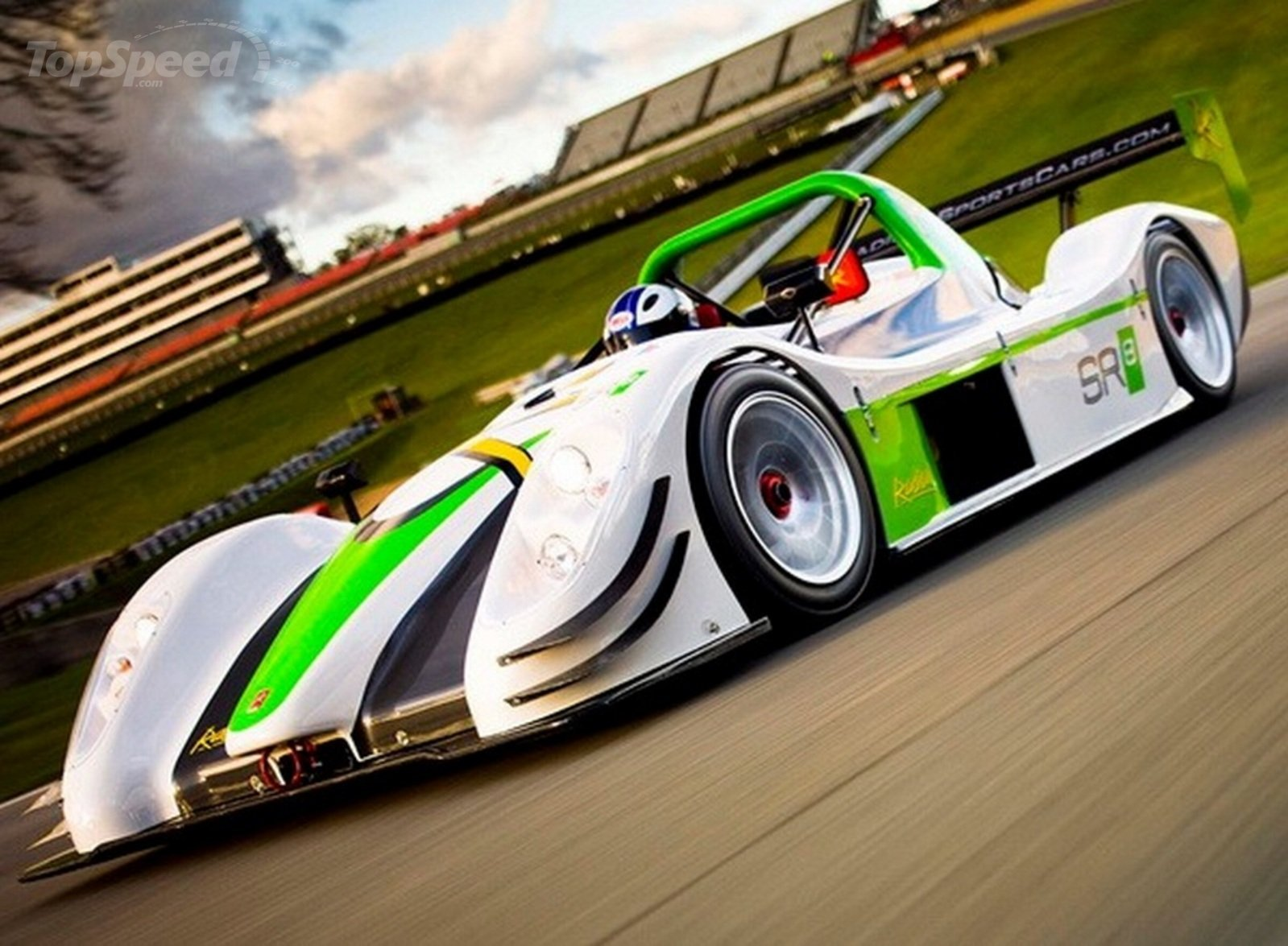 Supercars Under 100K >> 2012 Radical SR8 RX Review - Top Speed