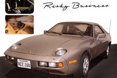 "1979 Porsche 928 ""Risky Business"""