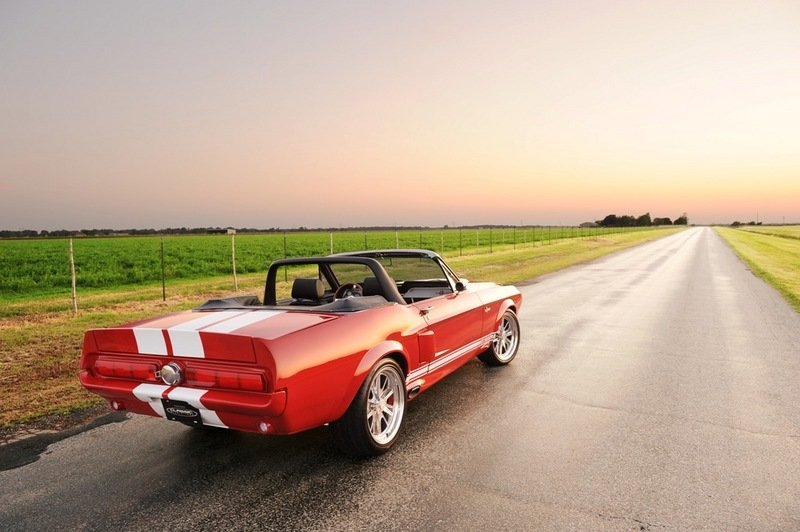 1967 Ford Mustang Shelby G.T.500CR Convertible by Classic Recreations