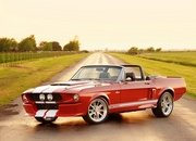 Ford Mustang Shelby G.T.500CR Convertible by Classic Recreations