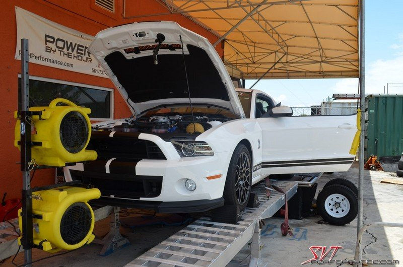 2013 Ford Mustang Shelby GT500 by Lethal Performance