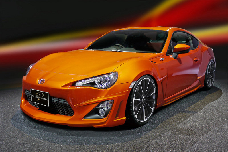 2012 Toyota GT-86 by Wald International