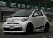 Toyota iQ Supercharger by GRMN