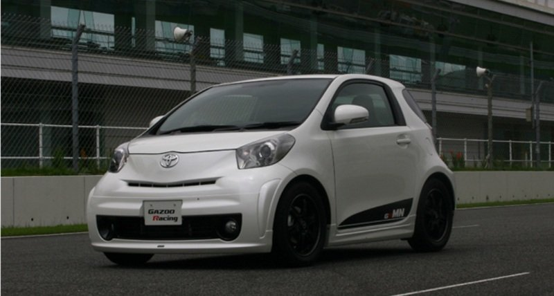 2012 Toyota iQ Supercharger by GRMN