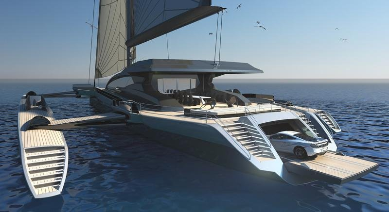 UltraLuxum CXL is a boat McLaren lovers would fall head over heels for