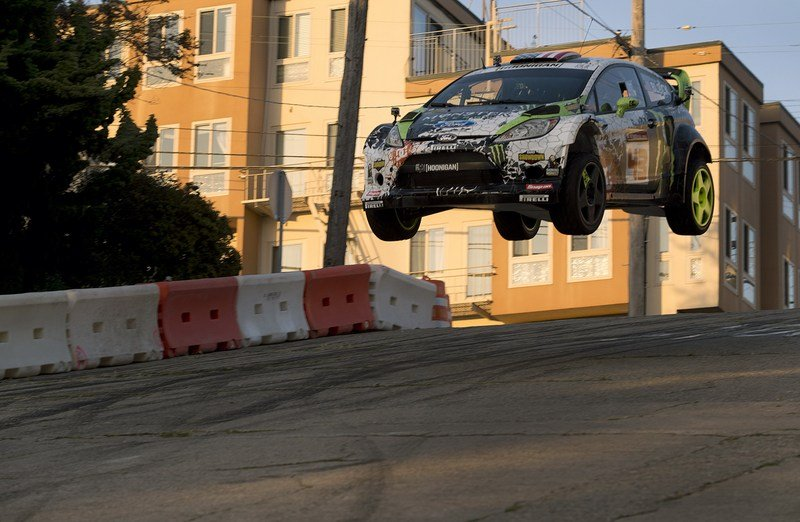 Video: Gymkhana 5 has arrived! (UPDATE)