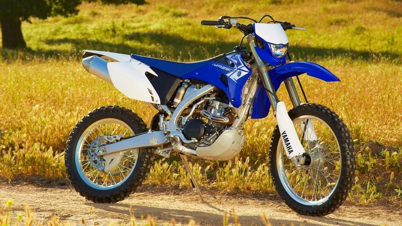 2013 Yamaha WR250F High Resolution Exterior - image 464571