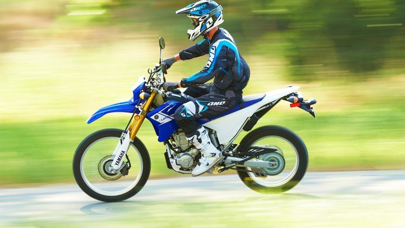 2013 yamaha wr250r review top speed for Yamaha wr250r horsepower