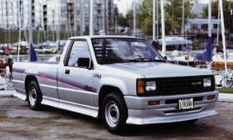 1986 - 1996 Mitsubishi Mighty Max