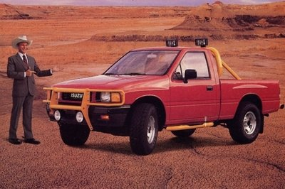 1992 - 1999 Isuzu Pickup | Top Speed
