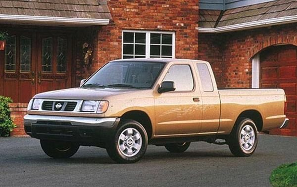 1997 2001 nissan frontier review top speed. Black Bedroom Furniture Sets. Home Design Ideas