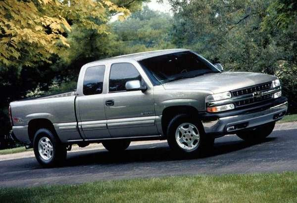1999 chevrolet silverado 4. Cars Review. Best American Auto & Cars Review