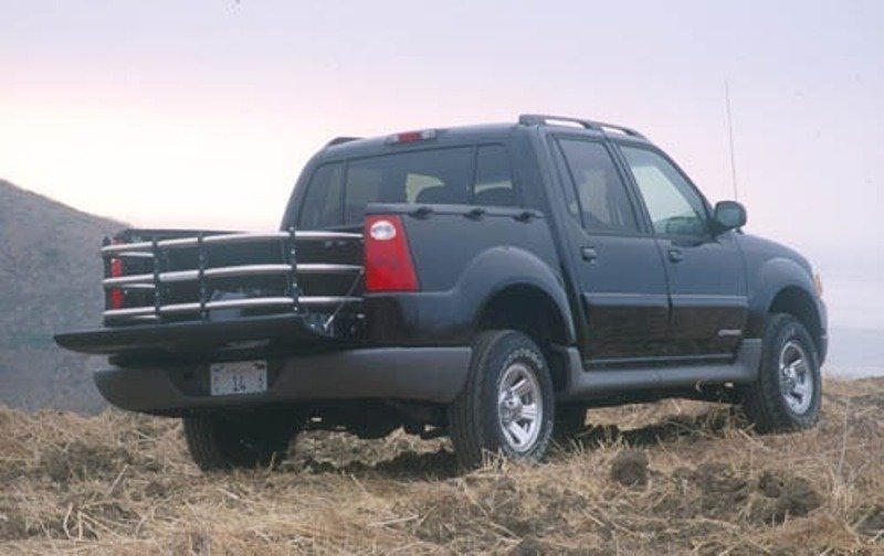 2001 2005 ford explorer sport trac review top speed. Cars Review. Best American Auto & Cars Review