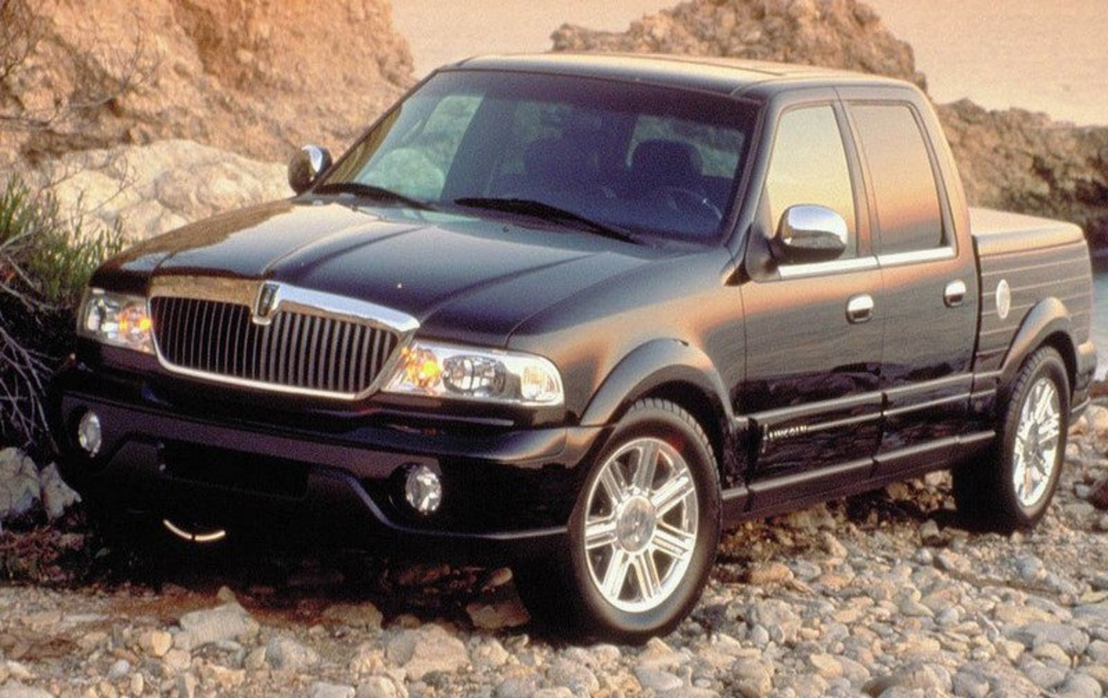 Value Of Commercial Trucks >> 2001 - 2003 Lincoln Blackwood Review - Top Speed