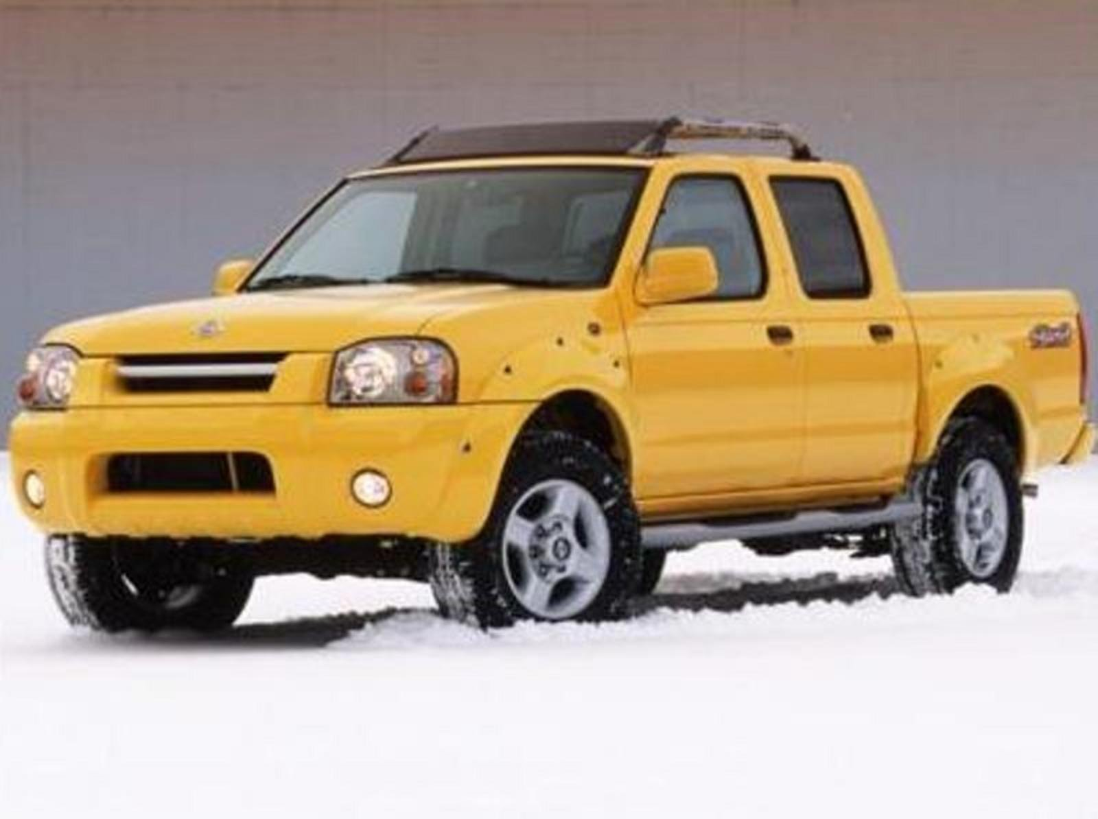 2001 - 2004 Nissan Frontier Review - Top Speed